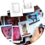 eva beim artepostal machen kreis 150x150 - ARTEPostal